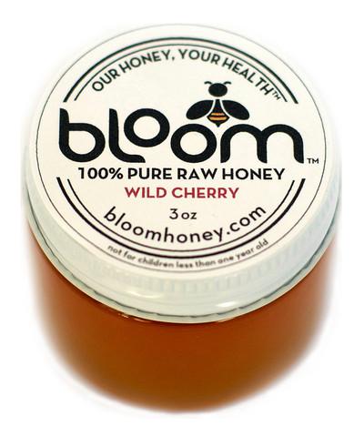 Bloom wild cherry honey