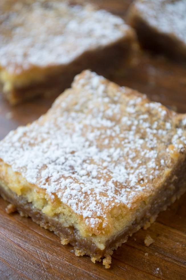 An easier version of Milk Bar's famous Crack Pie