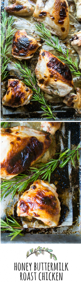 The best roast chicken you'll ever make!