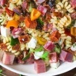 Meat Lovers Pasta Salad