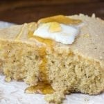 Fall Spiced Cornbread