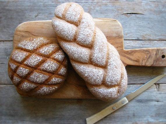 American Artisans Milkfly felt bread