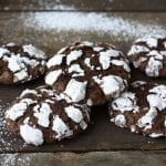 Reader's Recipes: Chocolate Crinkles