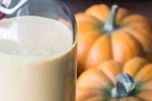 Homemade Pumpkin Liqueur recipe