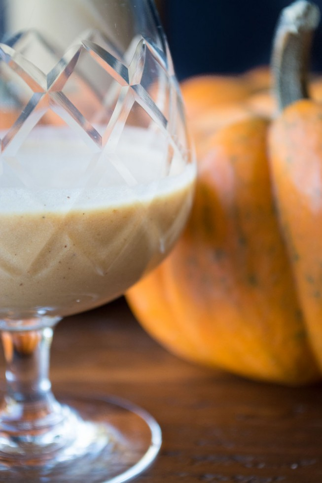Homemade pumpkin spice liqueur the view from great island an easy recipe for homemade pumpkin liqueur made with pumpkin puree fresh cream spices forumfinder Image collections