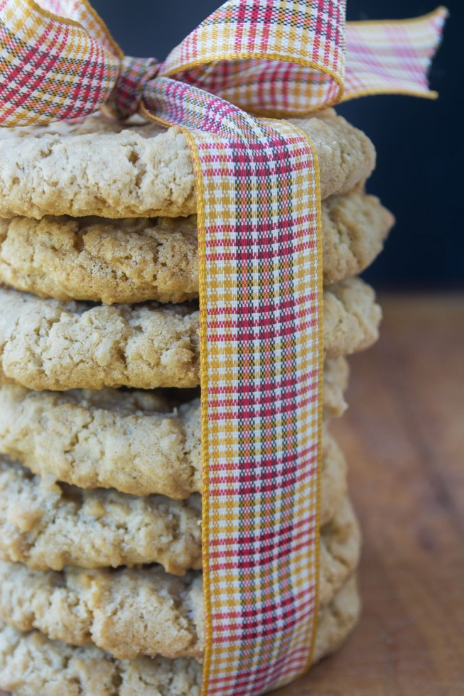 Reader's Recipes: Oatmeal Crispies