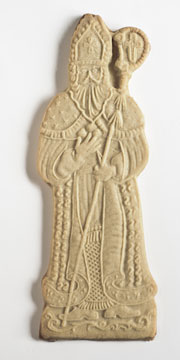 St Nicholas cookie from Anne L. Watson