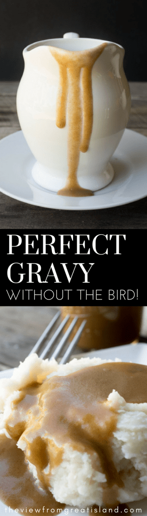 Perfect Gravy Without The Bird The View From Great Island