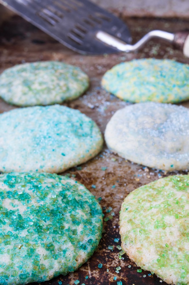 Reader's Recipes: Swedish Sugar Cookies for the holidays