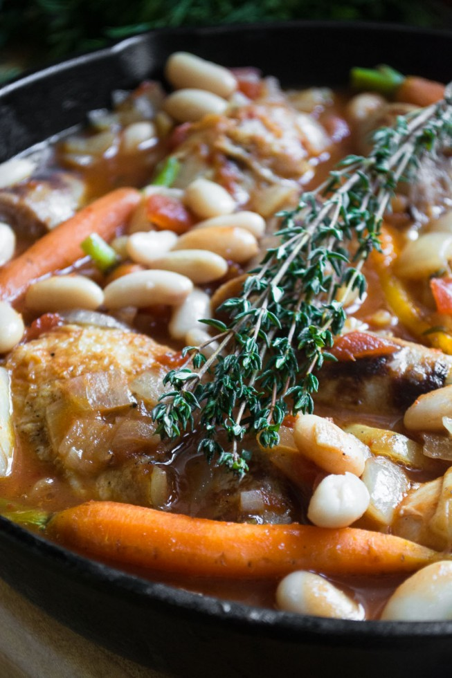 French Country Cassoulet