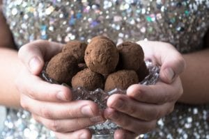 Easy Grand Marnier Truffle Recipe
