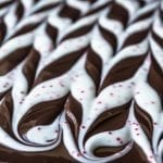 How To Make Swirled Chocolate Bark