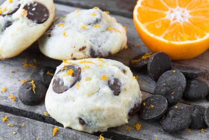 Reader's Recipes: Orange Cream Chip holidays cookies