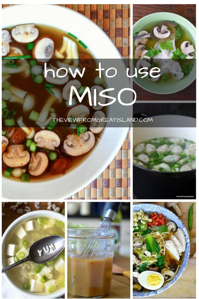 Miso is an ancient Japanese health food --- I'll show you how to use it, and why you need it in your life!
