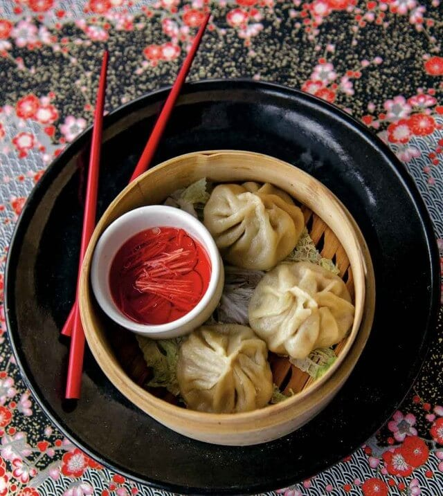 18 Ways to Celebrate the Year of the Monkey - chinese soup dumplings (pork & crab)