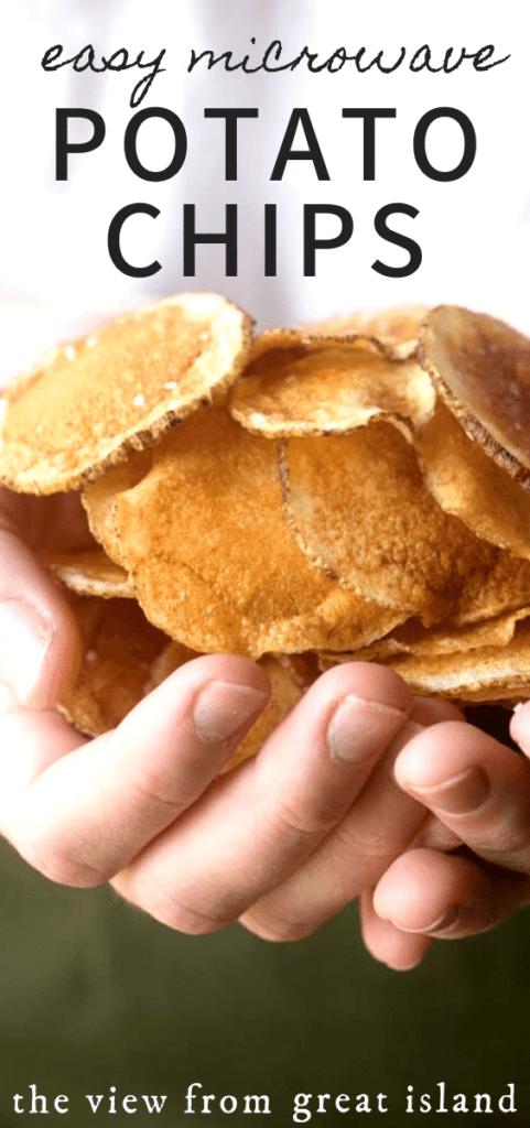 microwave potato chip pin