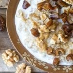 Date Nut Overnight Oats
