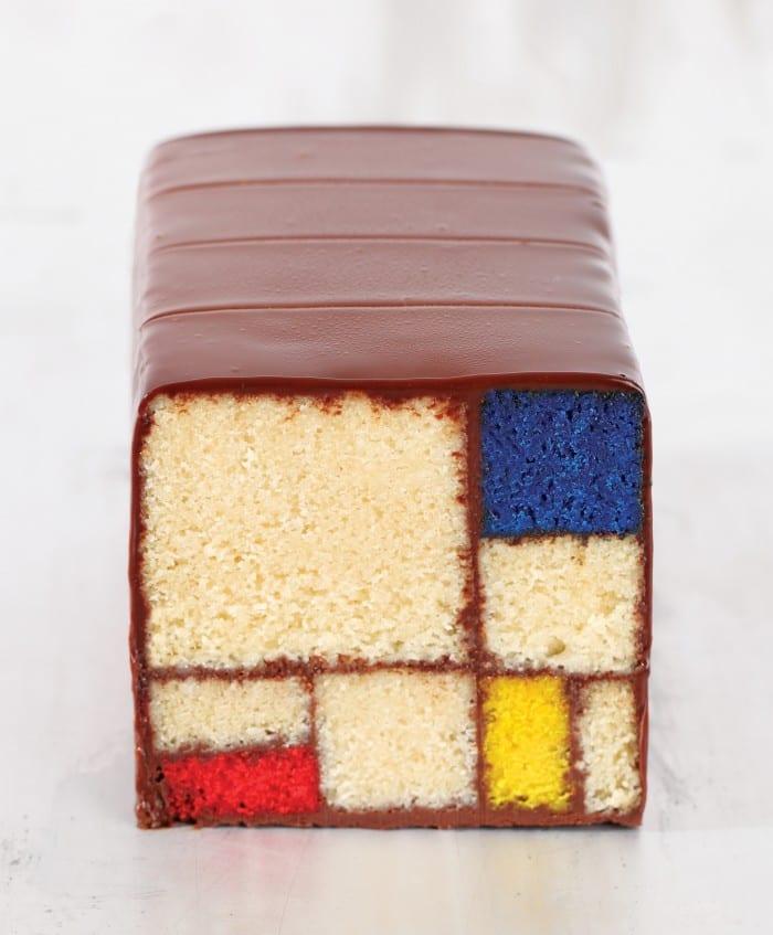 Permission to Play | Mondrian Cake