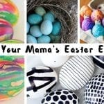 Not Your Mama's Easter Eggs