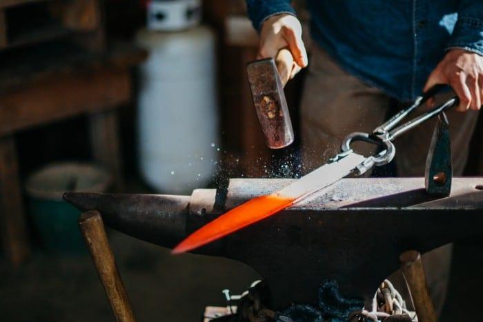 Bloodroot Blades Process 6