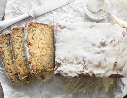 Bourbon Banana Bread | The View from Great Island