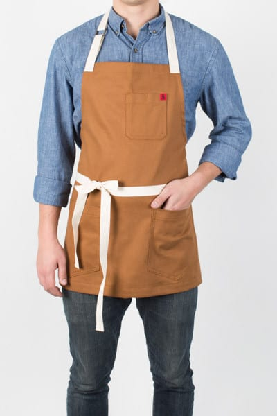 American Artisans: Hedley & Bennet batender apron