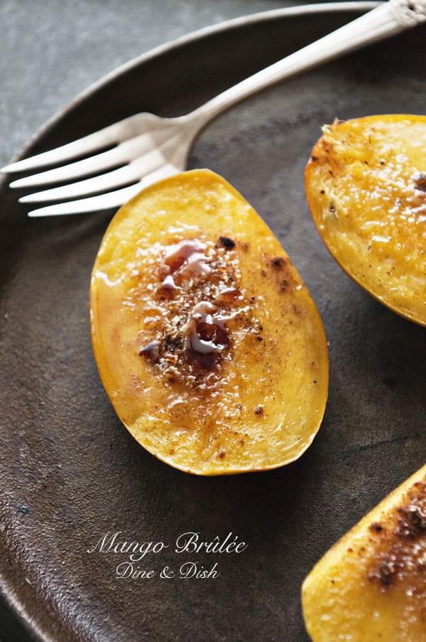 Mango Bruolee | Dine & Dish