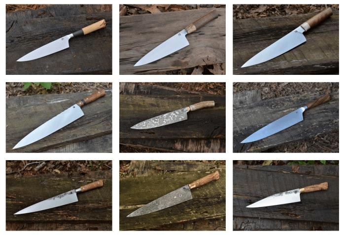 American Artisans: Bloodroot Blades knives