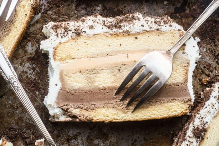 Tiramisu Ice Cream Cake The View from Great Island