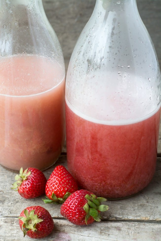 How to Make Homemade Fruit Liqueur
