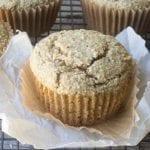 Gluten Free Vegan Blender Muffins