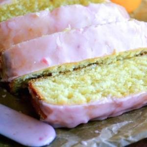 Blood Orange Pound Cake recipe | theviewfromgreatisland.com