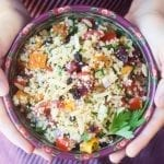 Couscous Almondine Salad