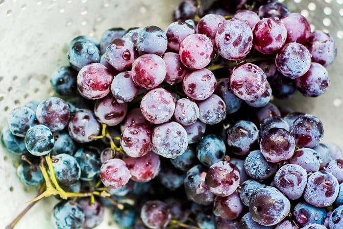 Concord Grapes for Concord Grape Frozen Yogurt | theviewfromgreatisland.com