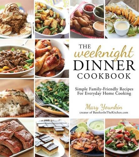 The Weeknight Dinner Cookbook ~ theviewfromgreatisland.com