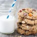 Back to School Breakfast Cookies