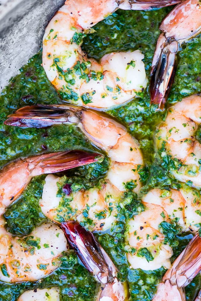 Chimichurri Shrimp 2
