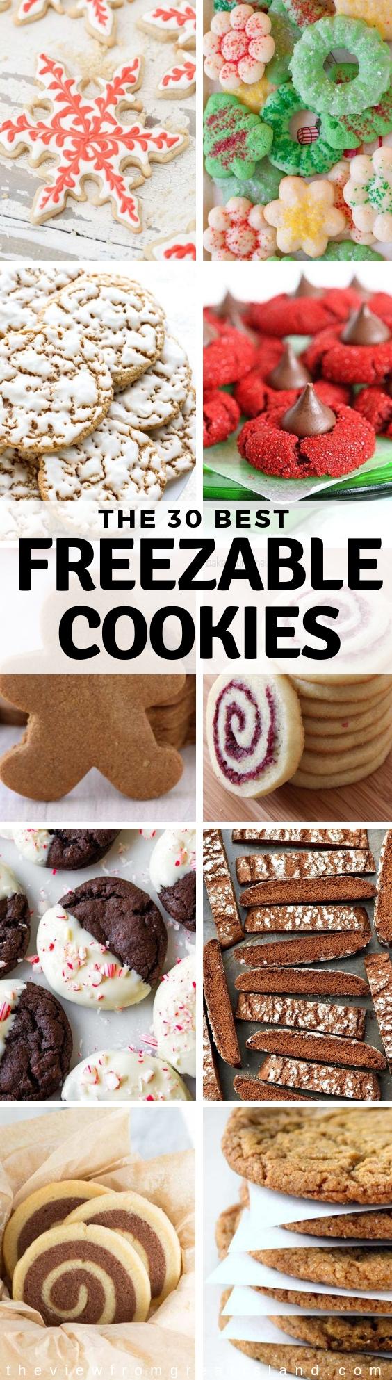 freezable cookies pin