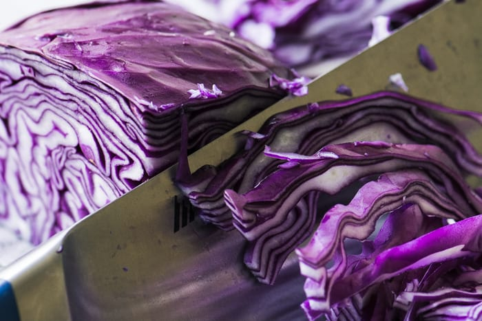 Braised Red Cabbage ~ theviewfromgreatisland.com