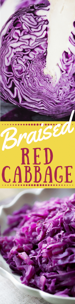 Braised Red Cabbage might not be the most glamorous dish on the holiday table, but it provides a perfect sweet/tart vinegary tang that brings everything else on your plate to life ` theviewfromgreatisland.com