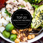 20 Healthy Recipes You Need To Get Your Glow Back!