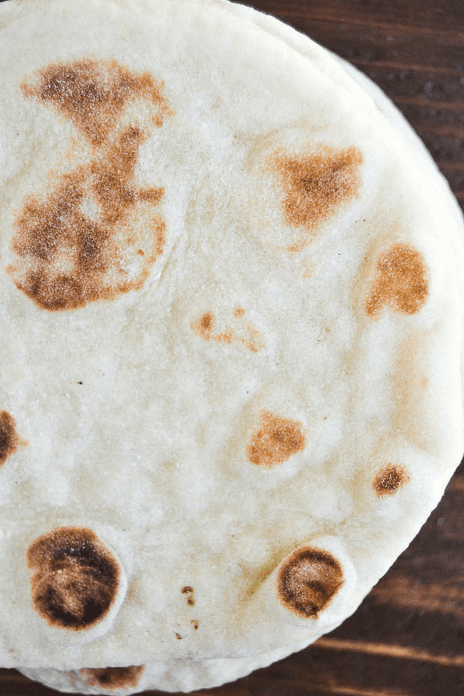 How to make pita bread ~ theviewfromgreatisland.com