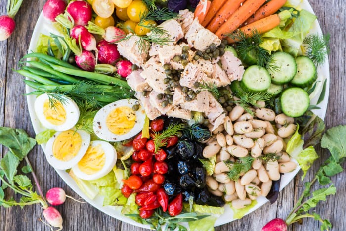 how to make the perfect salad nicoise a colorful and healthy main course salad