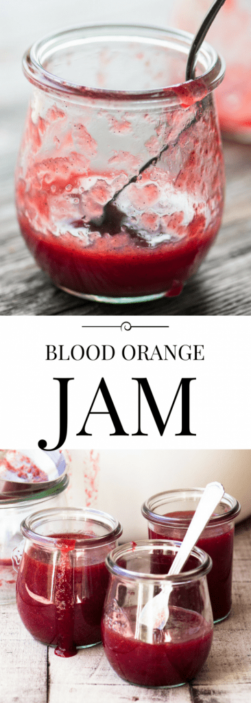 Beautiful and delicately delicious Blood Orange Jam ~ preserves | citrus | breakfast | marmalade | orange jam |