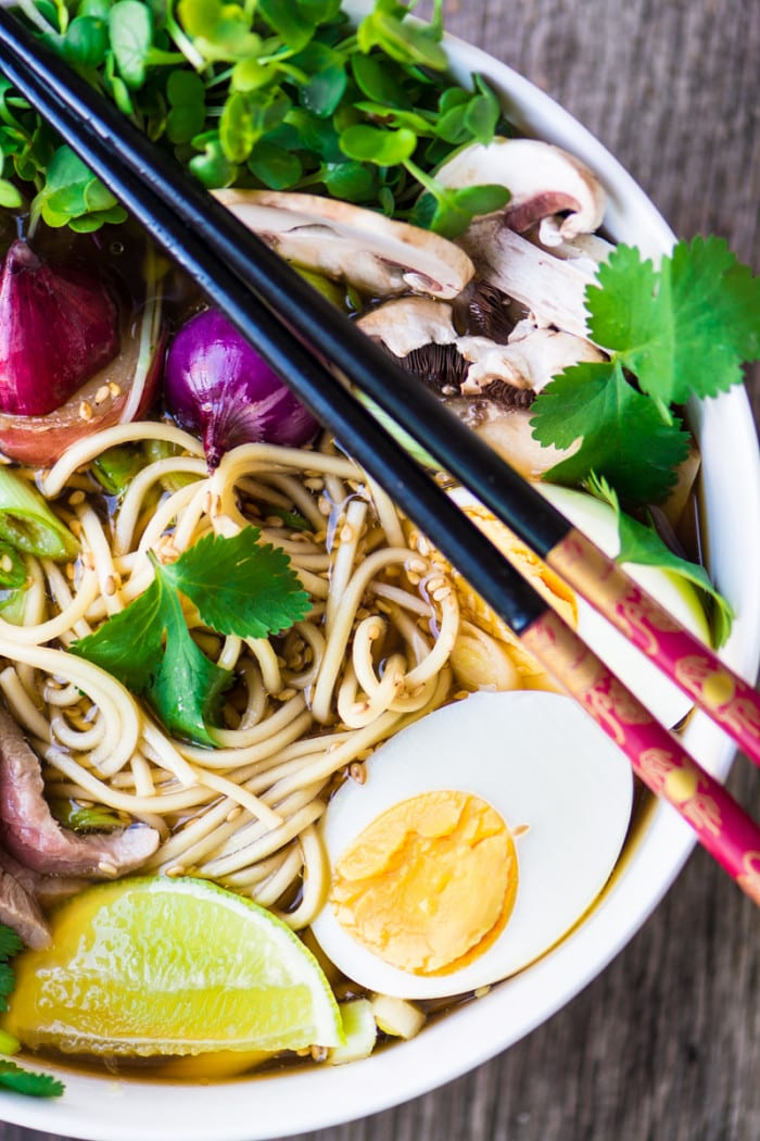 Easy Slow Cooker Pho Recipe The View From Great Island