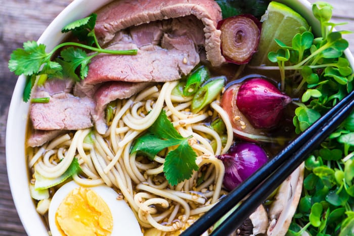 Easy Slow Cooker Pho Recipe