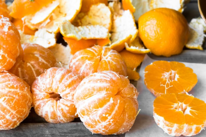 Clementines for making Clementine Jam ~ theviewfromgreatisland.com