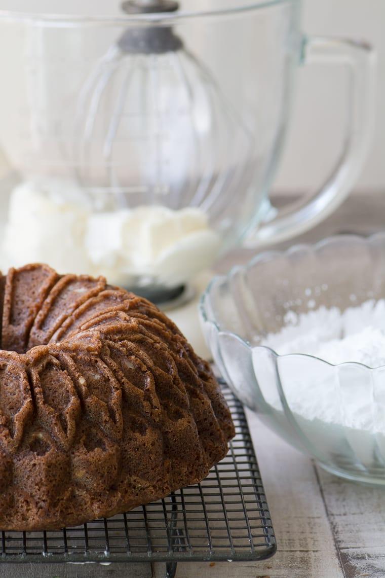recipe: hummingbird cake in bundt pan [31]