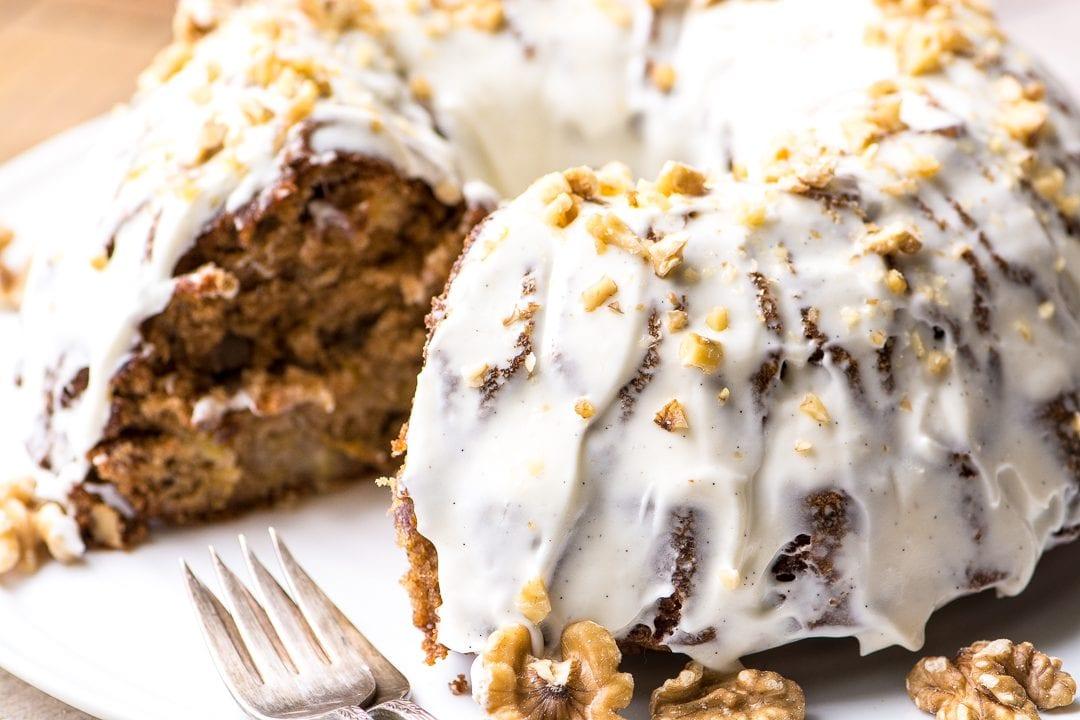 recipe: hummingbird cake in bundt pan [14]