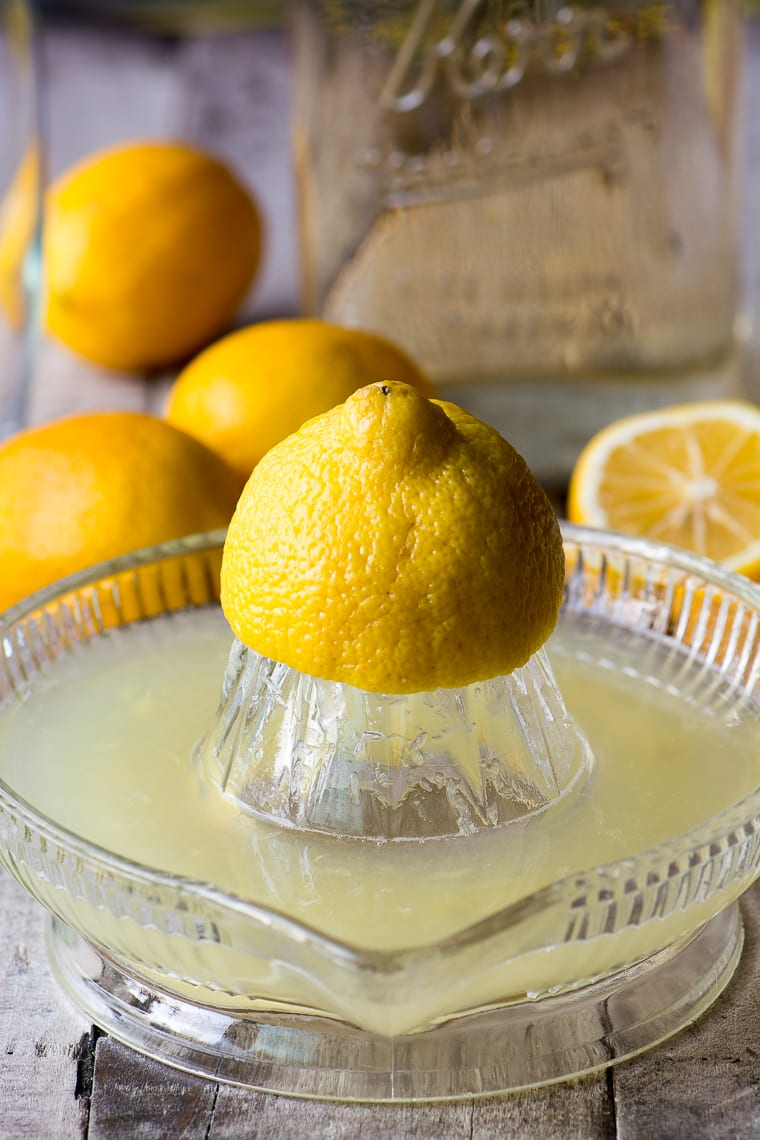 Add The Juice Of 2 Lemons To 2 Cups Of Water Sweetened With 1 Tablespoon Of  Sugar Adjust The Proportions To Your Taste To Make The Honeysuckle Vodka